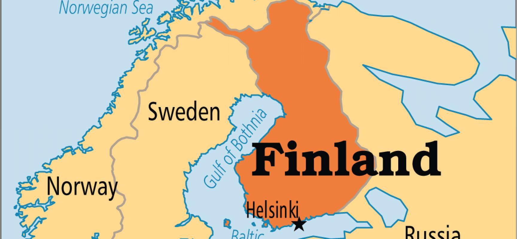 Helsinki Finland map   Map of helsinki Finland (Northern Europe